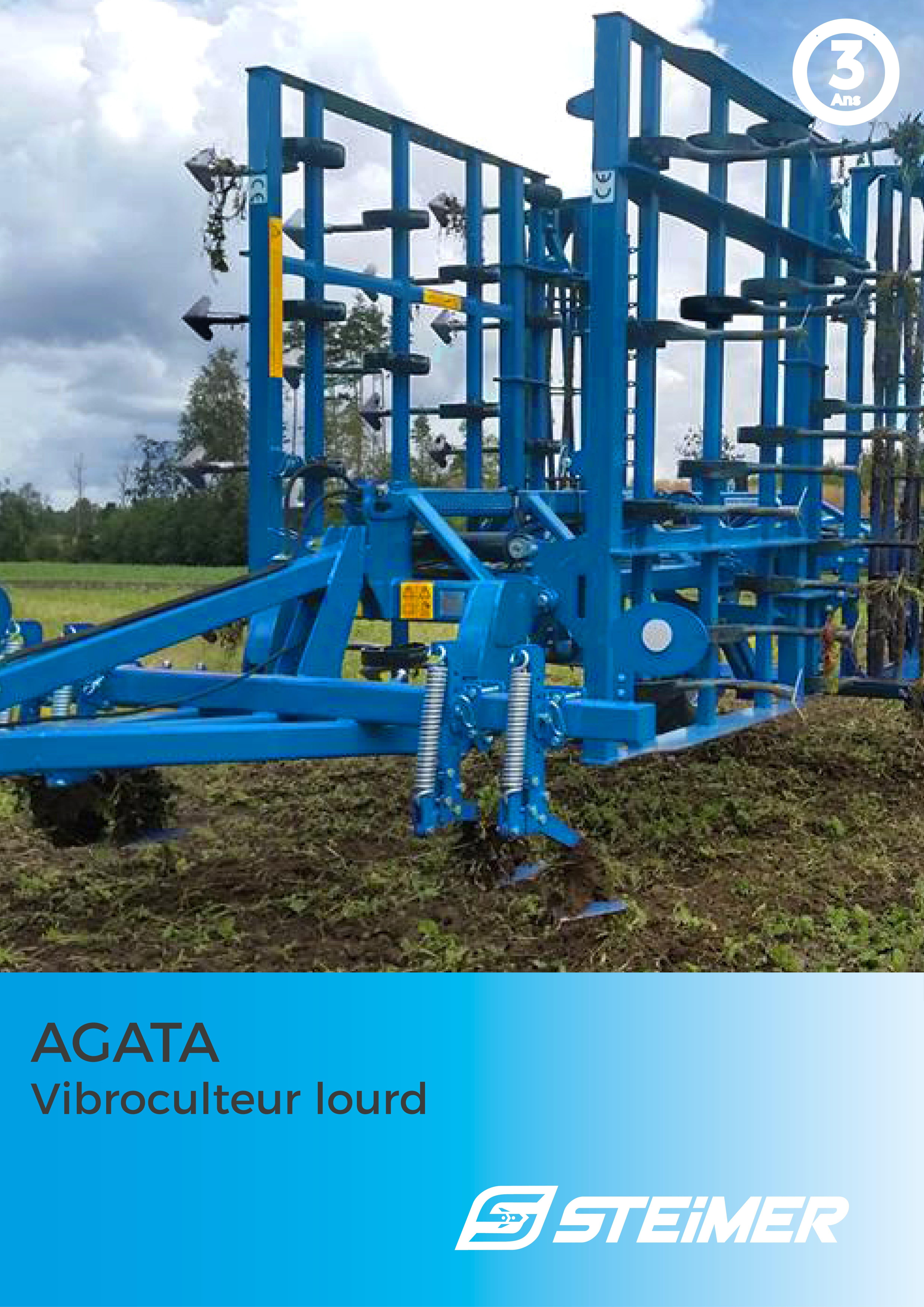 brochure Agata