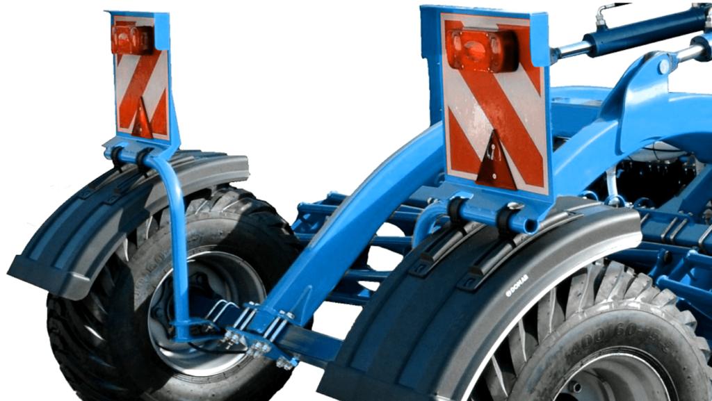 feu signalisation tracteur