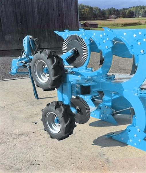 double roue charrue  Steimer
