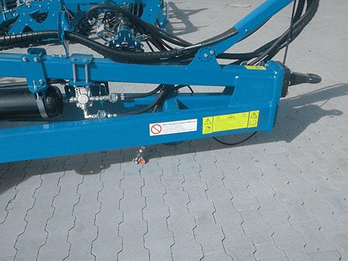 attelage chassis porteur STEIMER