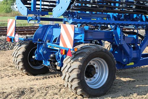 chassis porteur STEIMER