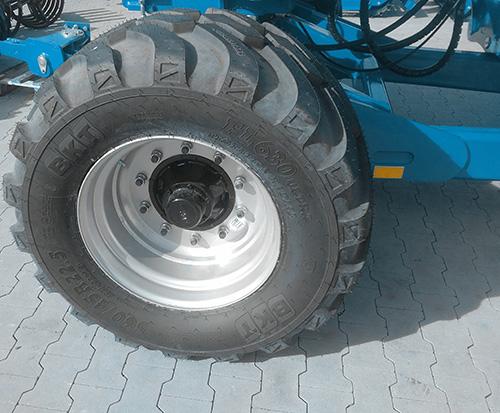 essieu chassis porteur HELENA STEIMER