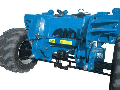 freins hydrauliques ou pneumatiques HELENA