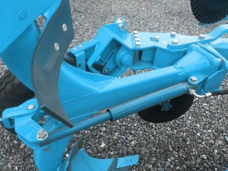sécurité hydraulique charrue Steimer