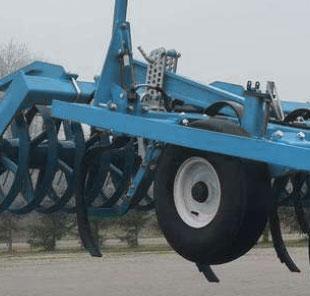 roue de profondeur preparation du sol