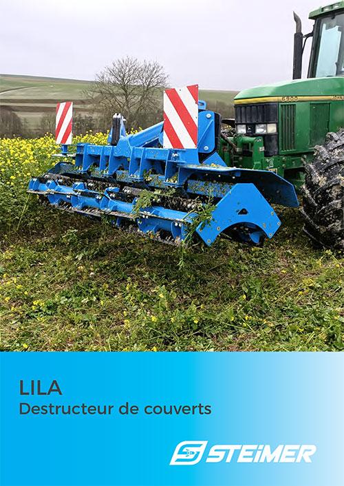 brochure rouleau faca LILA destructeur de couverts
